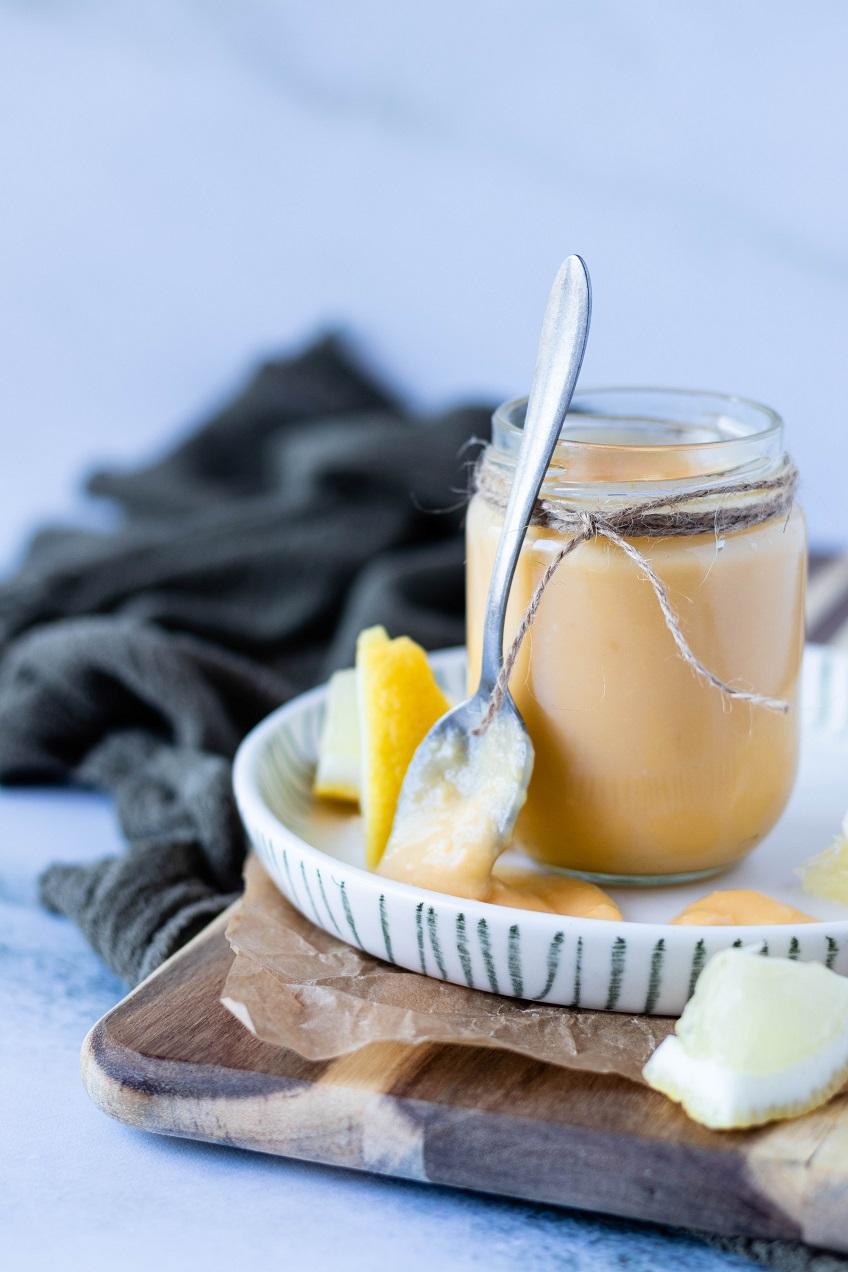 Lemon Curd Paleo