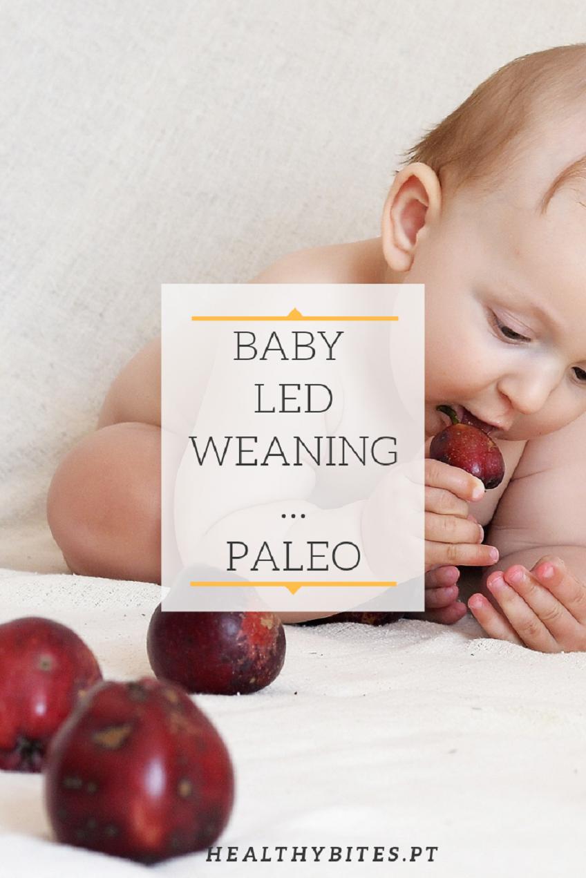 Baby Led Weaning... Paleo