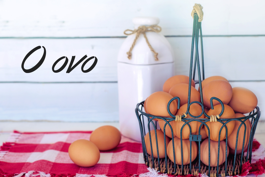 Bons Alimentos - Ovo