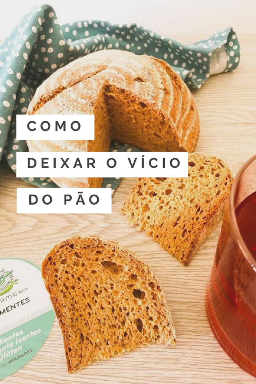 Como deixar o Vício do pão
