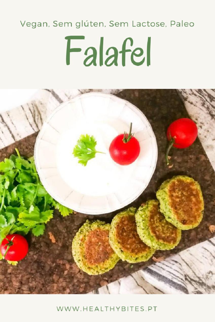 Receita de Falafel