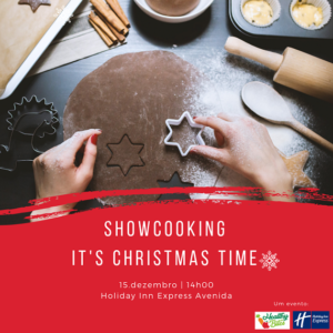 """ShowCooking """"It's Christmas Time"""""""