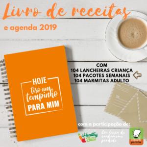 Guia anual de marmitas com agenda 2019
