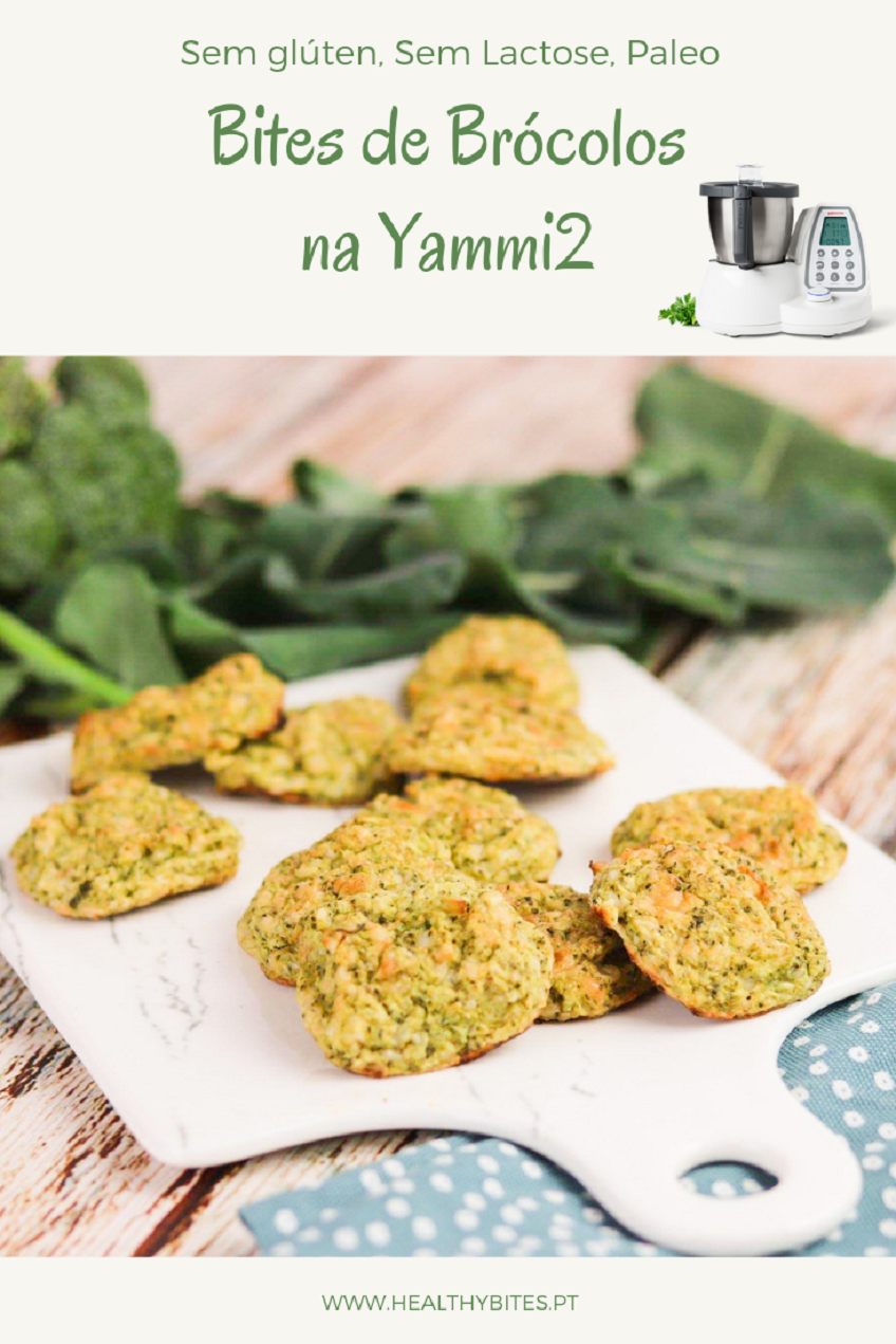 Receita de Bites de Brócolos na Yammi2