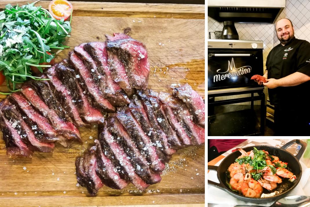 Mercantina Alvalade - A nova carta de carnes
