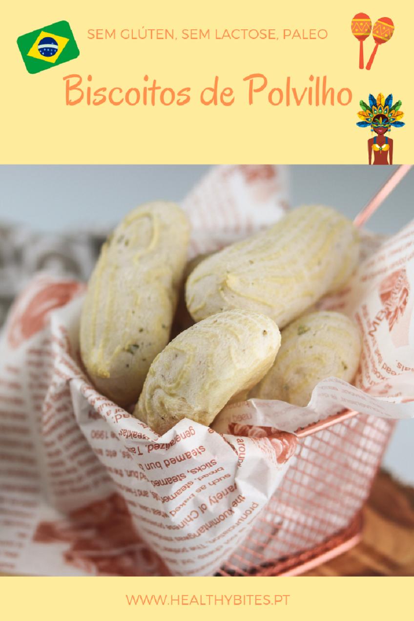 Receita de Biscoitos de Polvilho