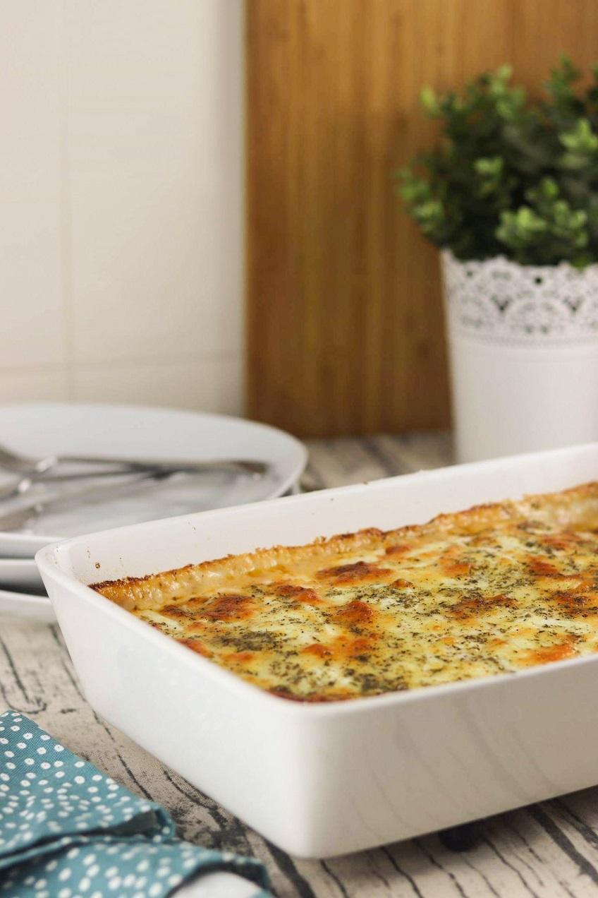 Receita de Lasanha de Atum com a Philips Pasta Maker