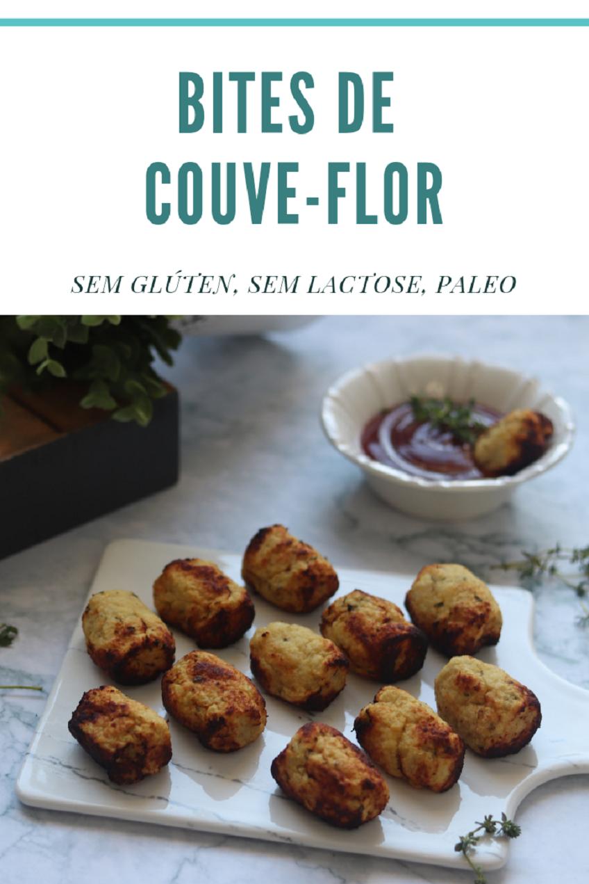 Receita de Bites de Couve-flor na Philips Airfryer XXL