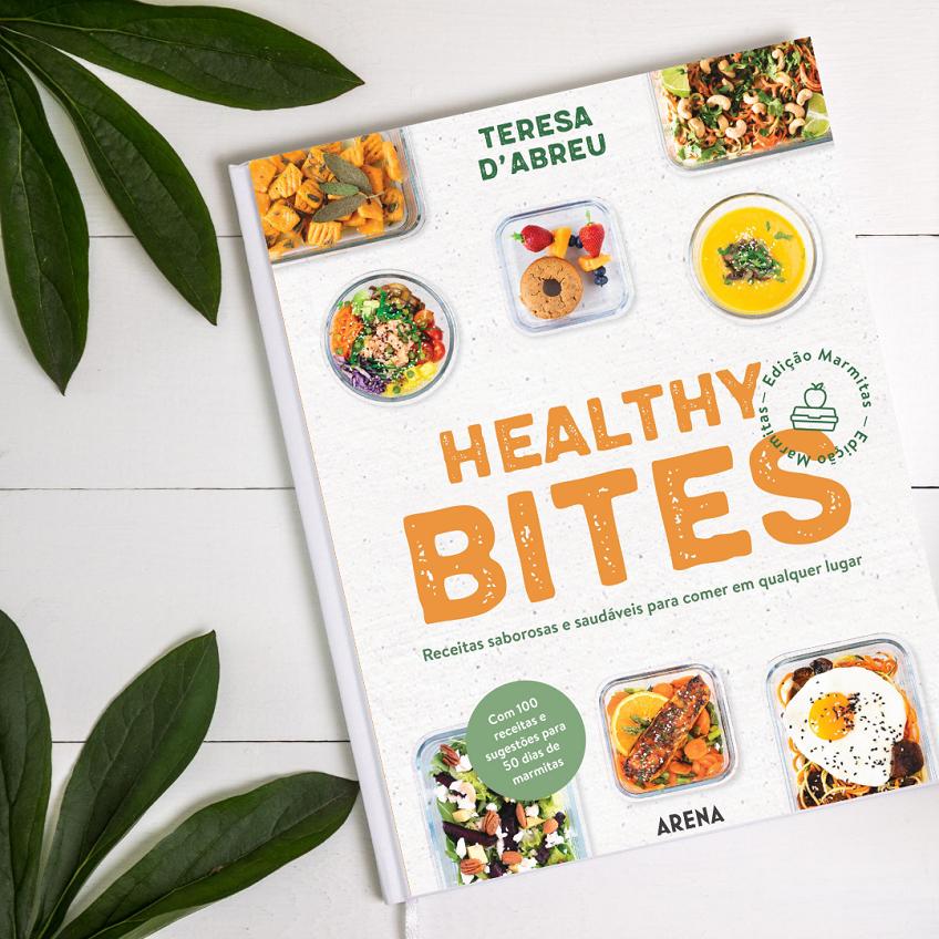 healthy bites edição marmitas