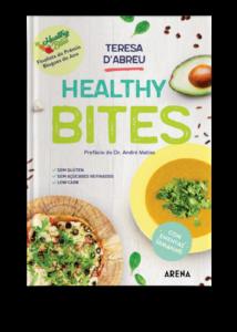 healthy bites o livro