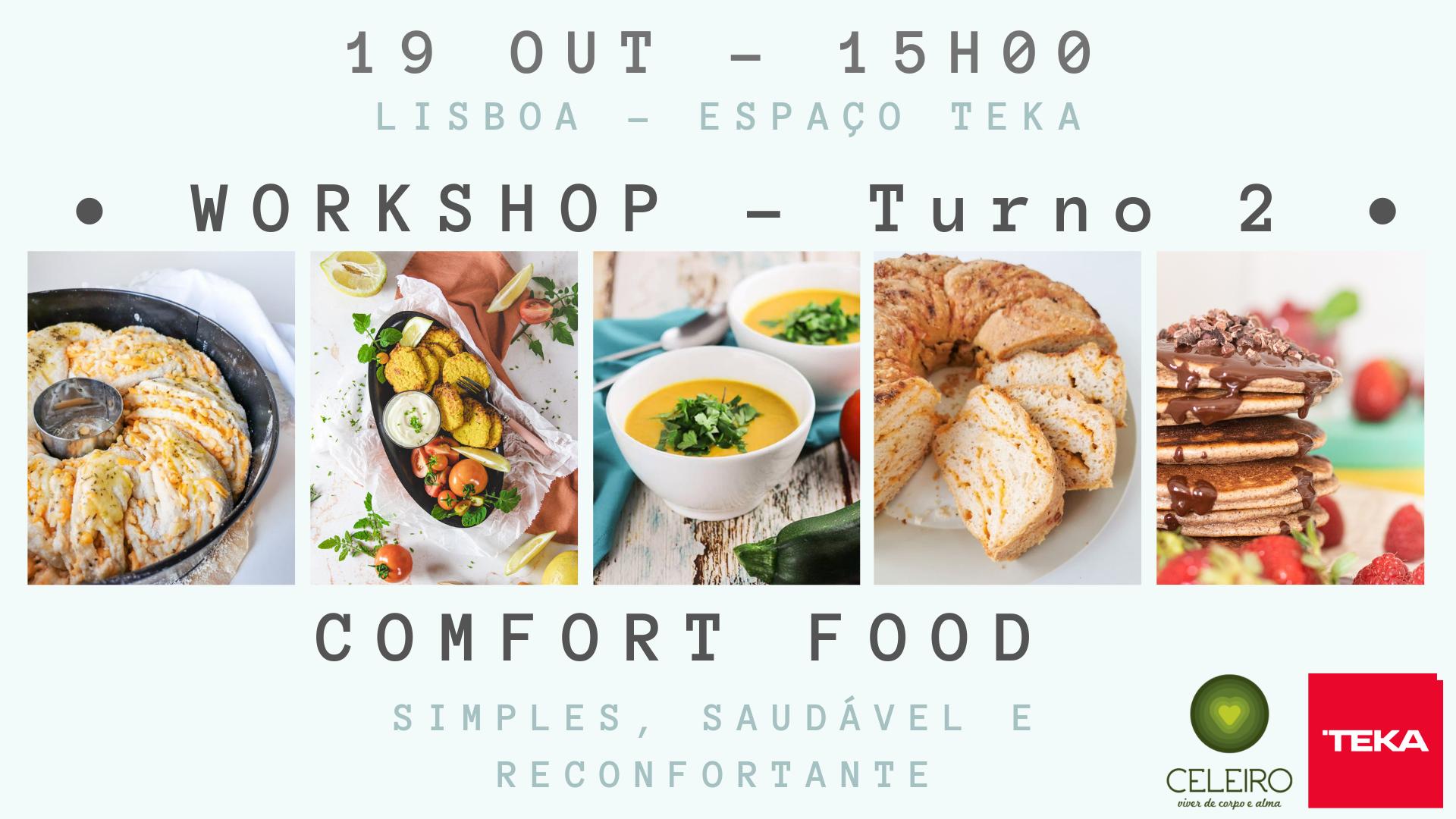 Comfort Food 2ºturno