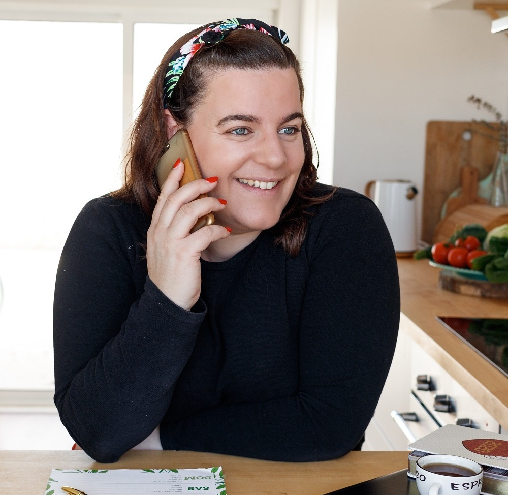 Olá, Eu sou a Teresa!