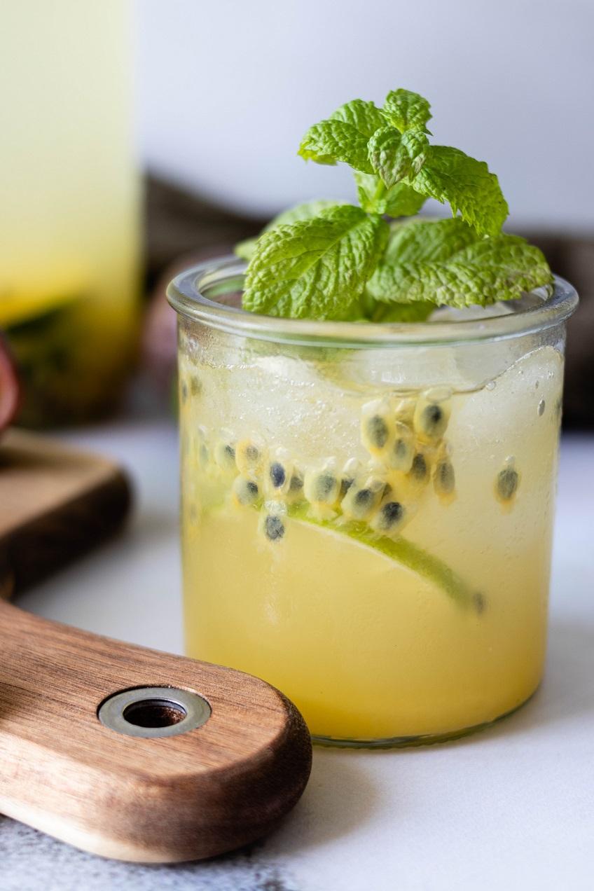 Limonada de Maracujá