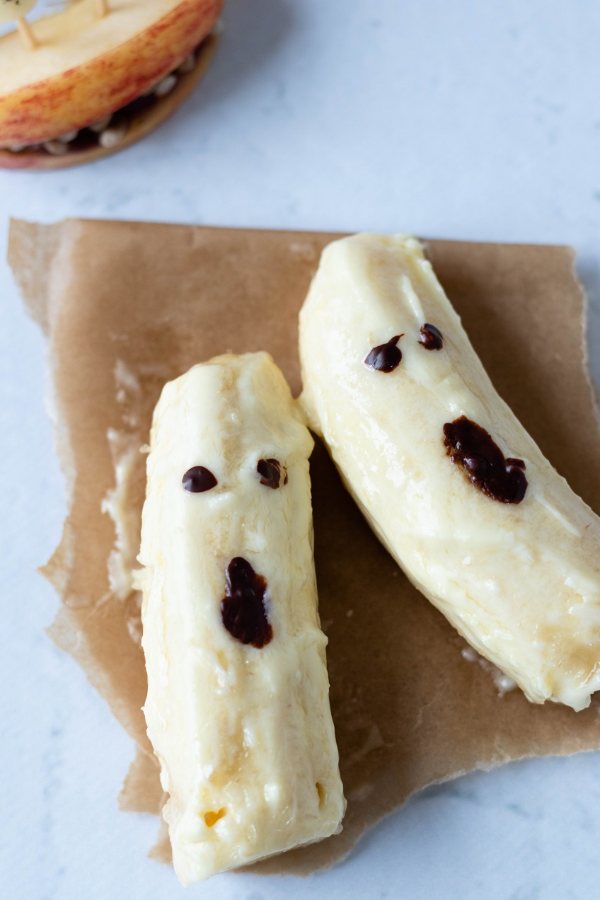 Fantasmas de banana
