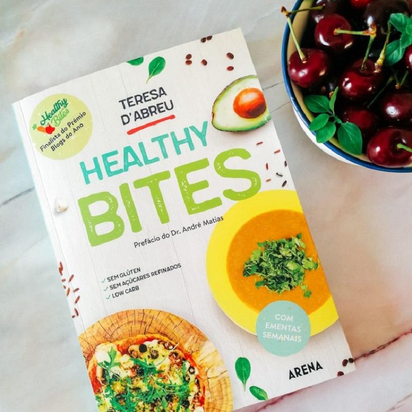 Livro Healthy Bites